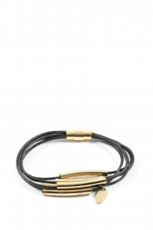 Esprit Armband schwarz-goldfarben Casual-Look