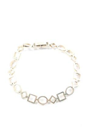 Esprit Bracelet gris clair motif graphique style décontracté