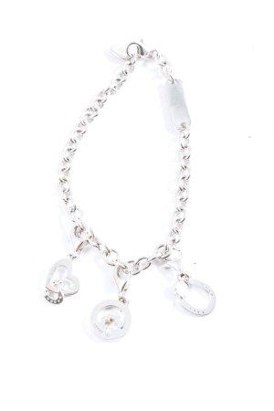 Esprit Braccialetto sottile argento con glitter