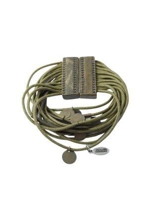 Esprit Armband khaki-bronzefarben Casual-Look