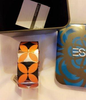 Esprit Armband licht Oranje-wit casual uitstraling