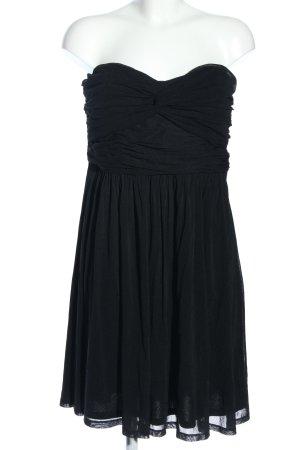 Esprit Babydollkleid schwarz Elegant