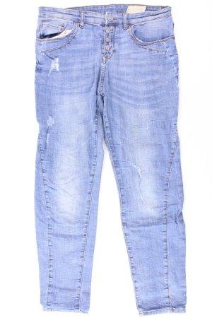 Esprit Workowate jeansy niebieski-niebieski neonowy-ciemnoniebieski-błękitny