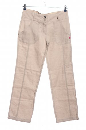 Esprit Baggy Pants creme Casual-Look