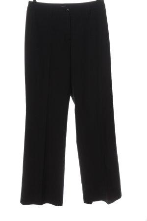 Esprit Luźne spodnie czarny W stylu casual