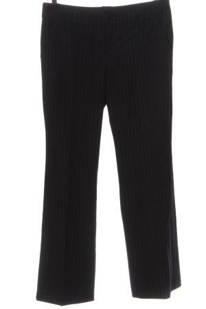 Esprit Luźne spodnie czarny Na całej powierzchni W stylu biznesowym