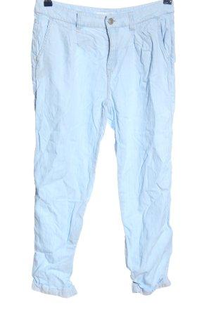 Esprit Baggy Pants blau Casual-Look