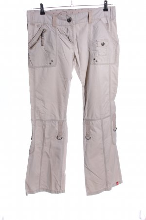 Esprit Baggy Pants light grey casual look