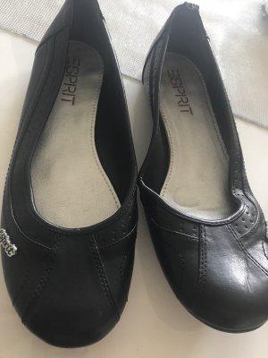 Edc Esprit Ballerina spuntata nero