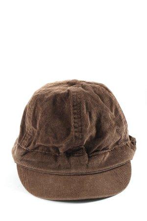 Esprit Kaszkiet brązowy W stylu casual