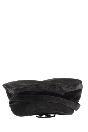 Esprit Casquette gavroche noir style décontracté