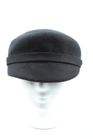 Esprit Cappello da panettiere nero stile casual