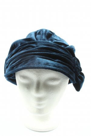 Esprit Baker's Boy Cap blue casual look