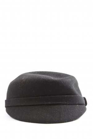 Esprit Baker's Boy Cap black casual look