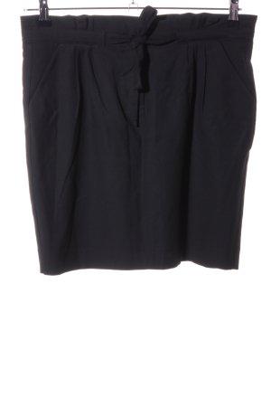Esprit Ballonrok zwart zakelijke stijl
