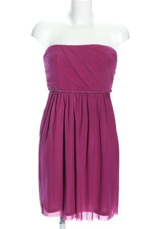 Esprit Bandeau Dress pink casual look