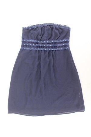 Esprit Robe bandeau bleu-bleu fluo-bleu foncé-bleu azur polyester