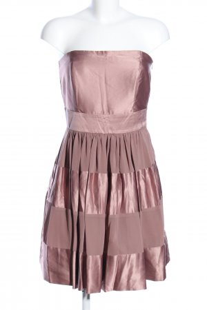 Esprit Bandeaukleid pink Elegant
