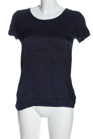 Esprit Koszulka basic niebieski W stylu casual