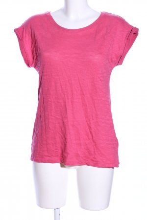 Esprit Basic topje roze casual uitstraling