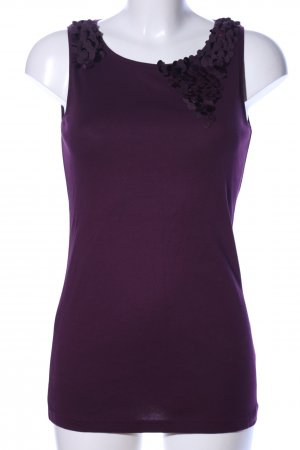 Esprit Basic Top lilac casual look