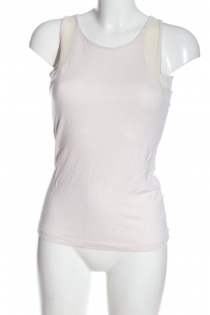Esprit Basic topje wolwit-room casual uitstraling