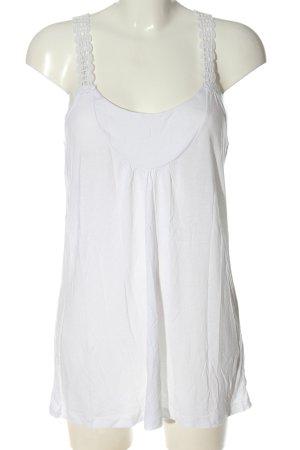 Esprit Basic topje wit elegant