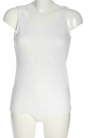 Esprit Basic topje wit casual uitstraling