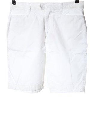 Esprit Bermuda blanc style décontracté
