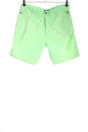 Esprit Bermudy zielony W stylu casual