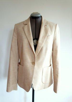 Esprit Blazer beige creme Gr. DE 38