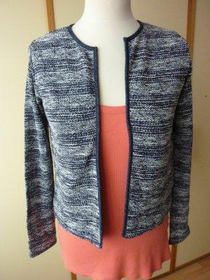Esprit Tweed Blazer multicolored cotton