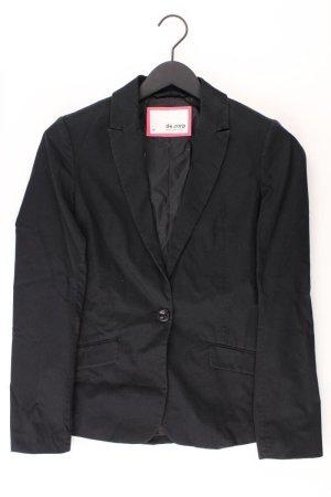 Esprit Blazer Größe 34 schwarz aus Polyester