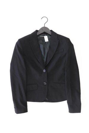 Esprit Blazer Größe 34 schwarz aus Viskose