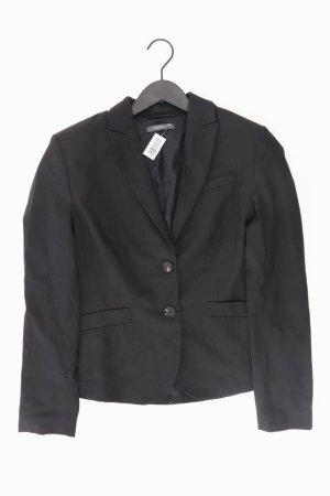 Esprit Blazer Größe 38 schwarz aus Polyester