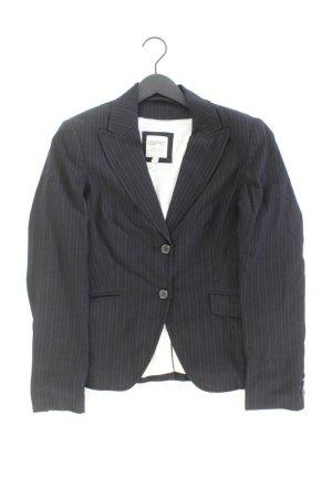 Esprit Blazer Größe 40 gestreift schwarz aus Baumwolle