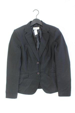 Esprit Blazer Größe 40 schwarz aus Baumwolle