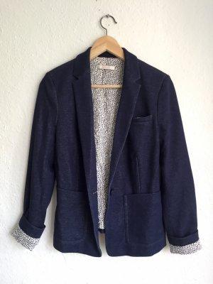 ESPRIT Blazer Stoff Muster business Jeans Herbst - wie neu