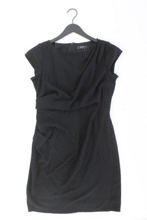 Esprit Bleistiftkleid Größe 38 Kurzarm schwarz aus Polyester