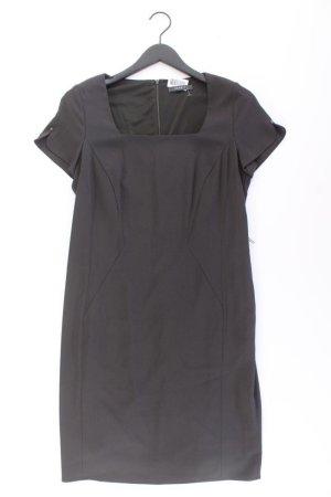 Esprit Bleistiftkleid Größe 40 Kurzarm schwarz aus Polyester