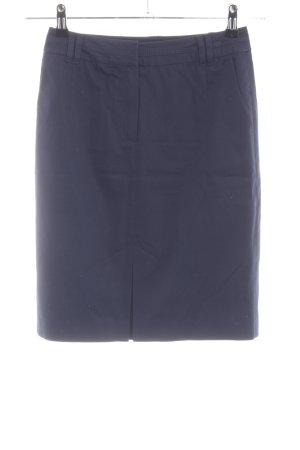 Esprit Bleistiftrock blau Business-Look