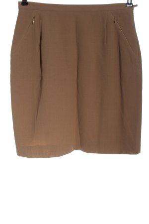 Esprit Pencil Skirt bronze-colored casual look