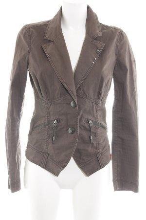 Esprit Blouson khaki Street-Fashion-Look