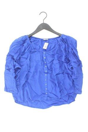 Esprit Bluse blau Größe 34