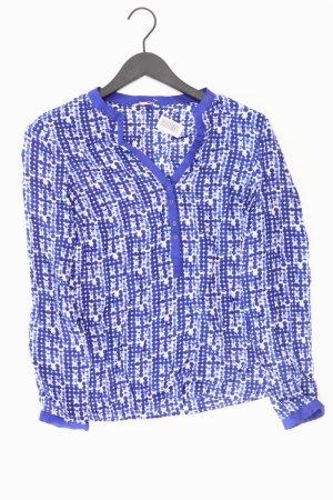 Esprit Bluse blau Größe 36