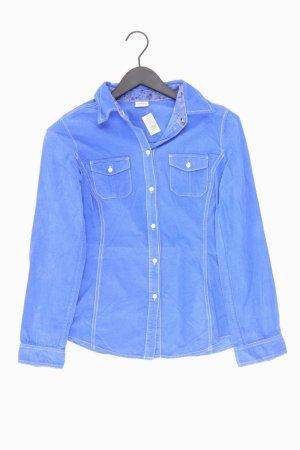 Esprit Bluse blau Größe 38