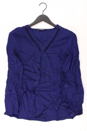 Esprit Bluse blau Größe 40