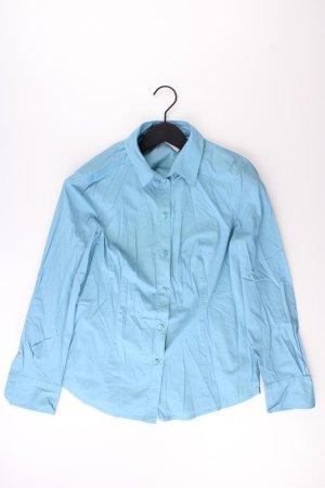 Esprit Bluse blau Größe 42