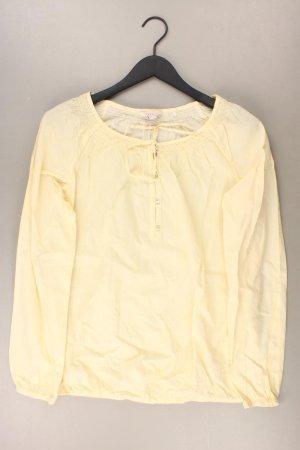 Esprit Bluse gelb Größe 38