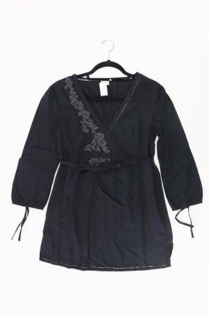 Esprit Bluse Größe 34 3/4 Ärmel schwarz aus Baumwolle